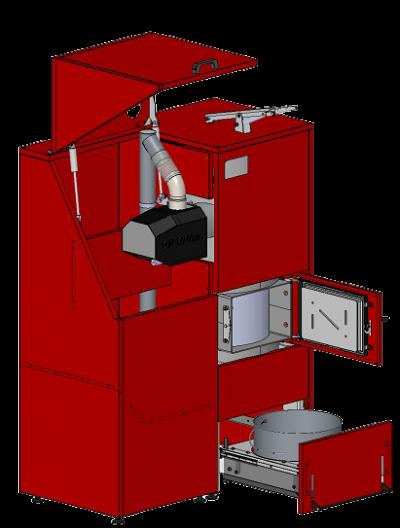 Boilers LORITEX 20-36-50kW