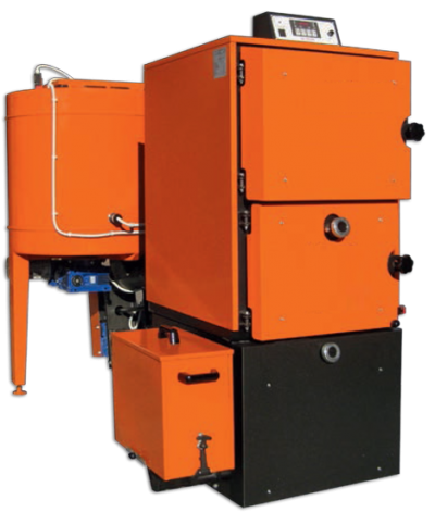 Boilers LORITEX with moving grate from 100-5000 kW