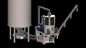 CARPENTER - Pellet mills installations 650 kg/h