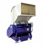 Shredders for wood waste, cardboard, paper,rubber and pallets.